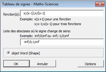 Maths Sciences